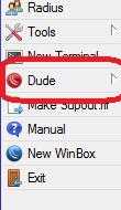mikrotik-winbox-menu-dude